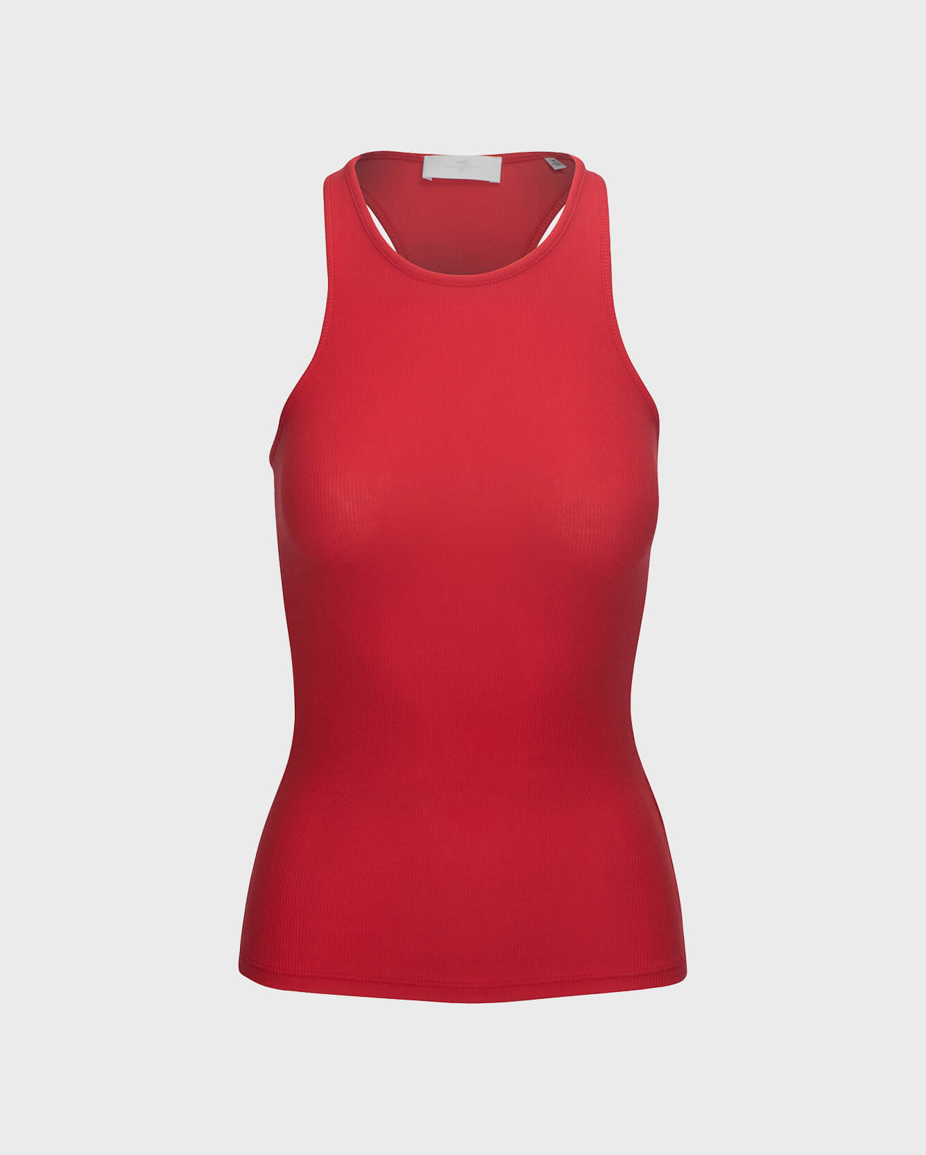 Image of Racer Back Tank in Rouge
