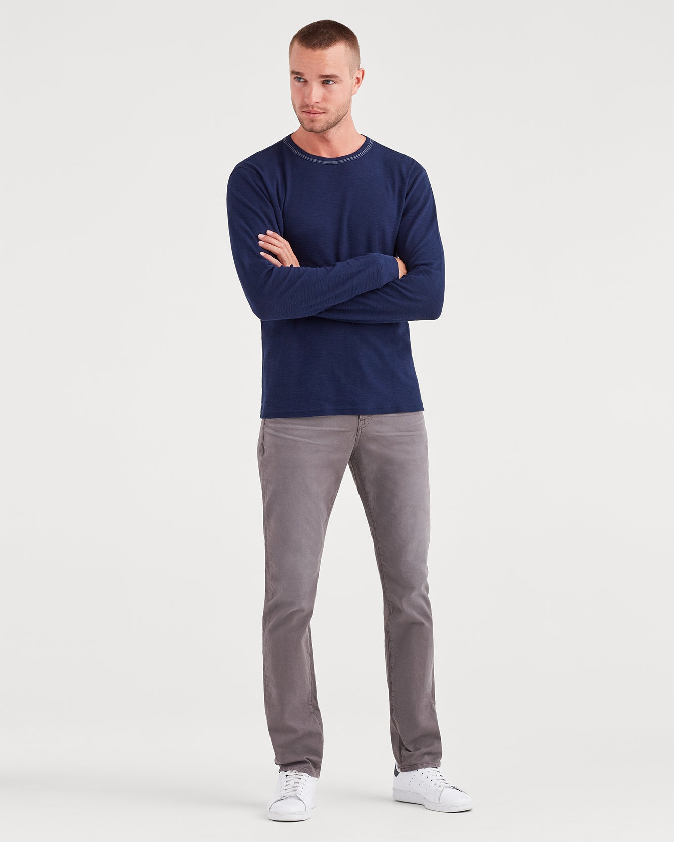 Image of Total Twill Adrien in Gotham Grey