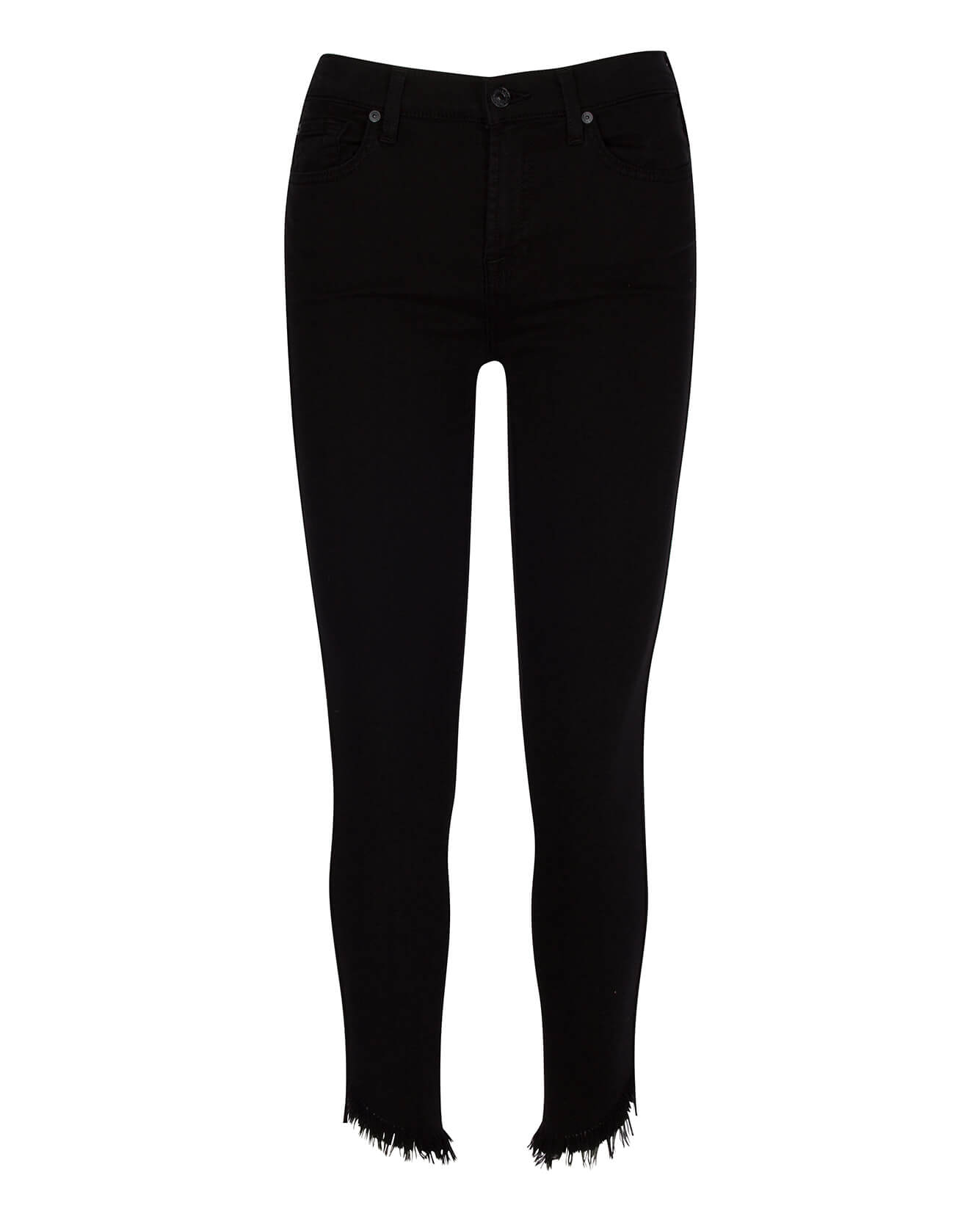 Image of b(air) Gwenevere High Waist Ankle Skinny in Night Black
