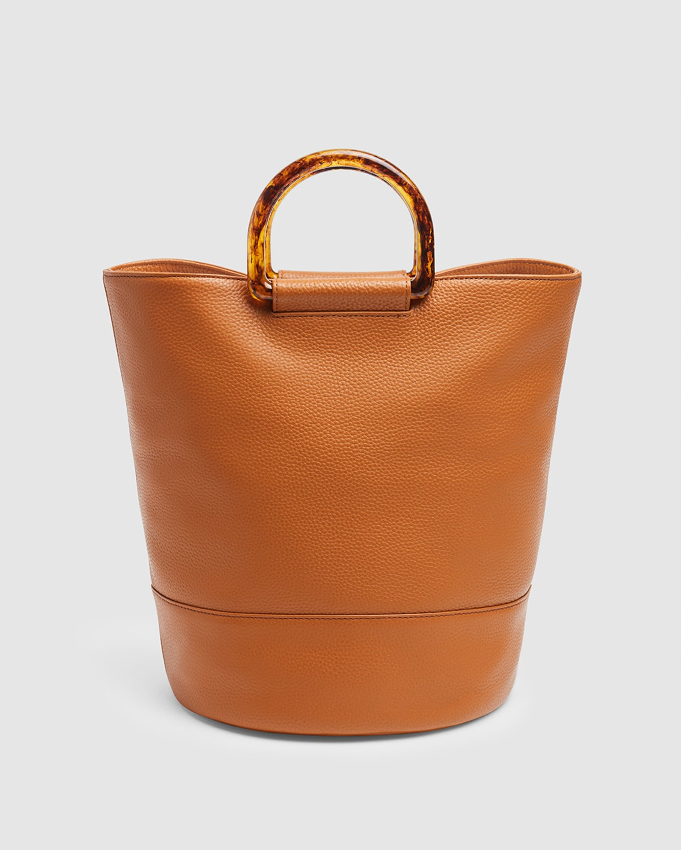 Image of Ring Tote in Camel