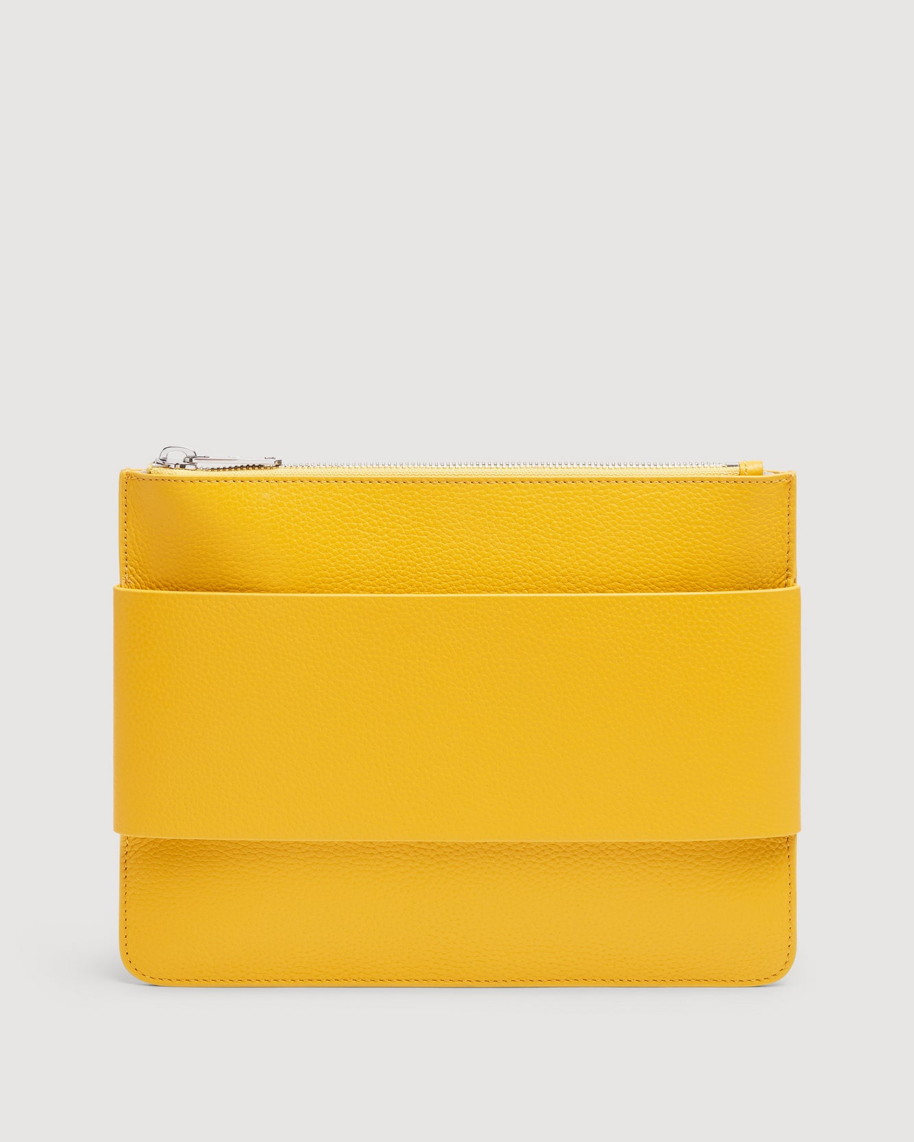 Image of Mankind Clutch in Yellow